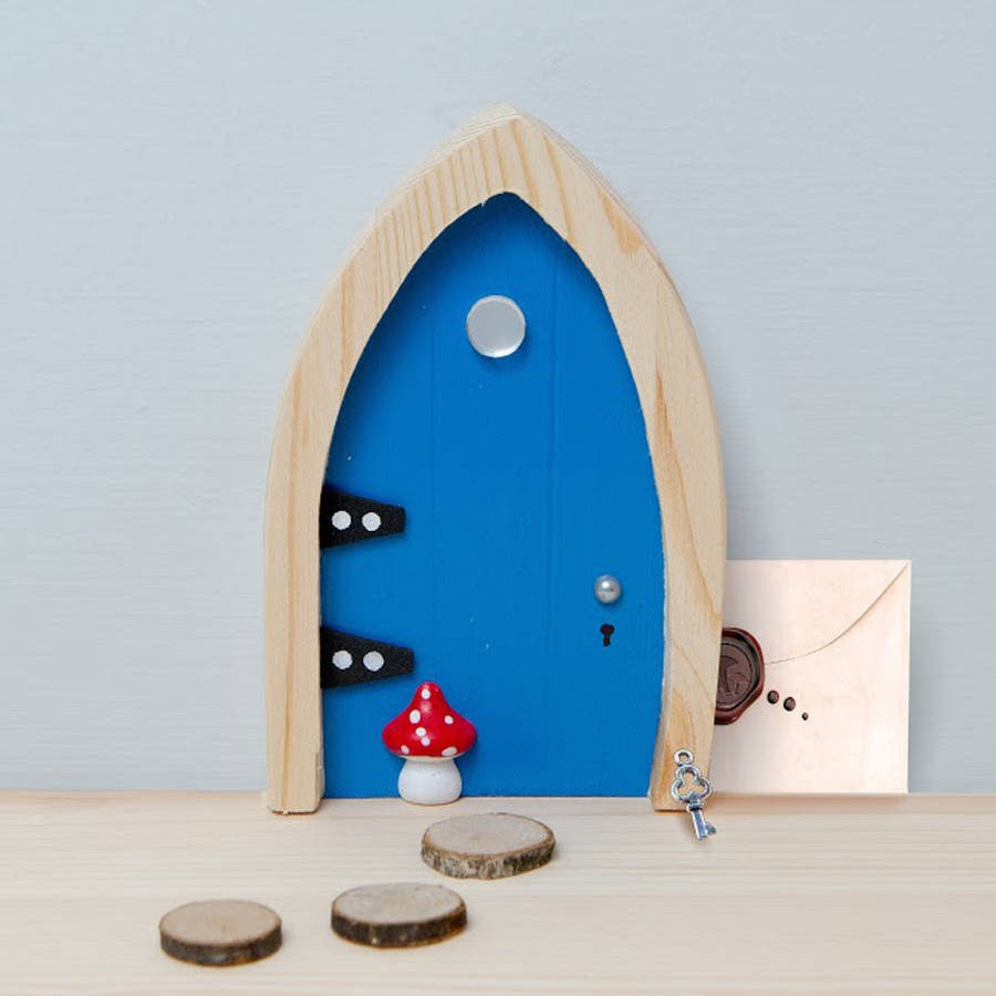 Dad 39 s diary 10 unusual birthday present ideas for for Fairy door adairs