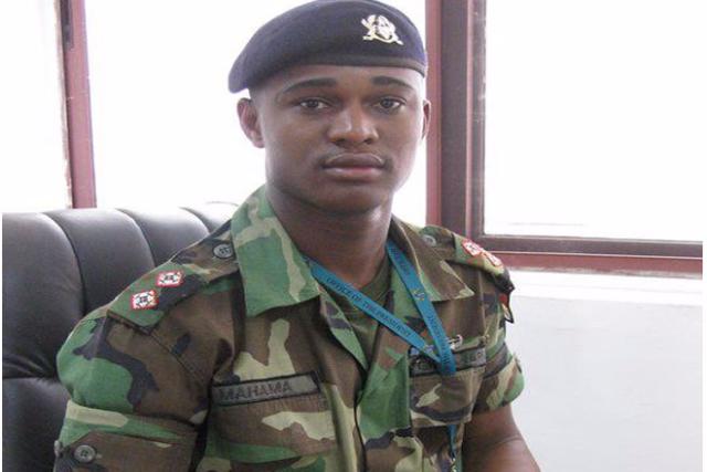 Major Mahama bill passed