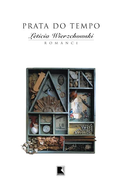 Prata do tempo - Leticia Wierzchowski