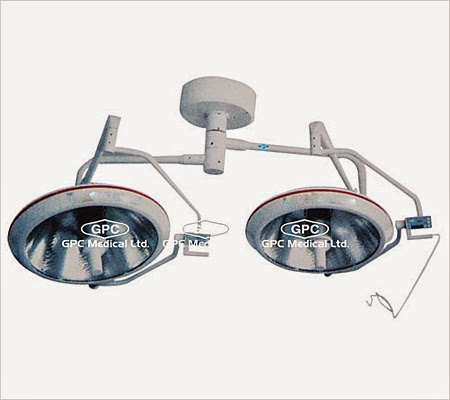 Twin Dome Surgical Operating Light