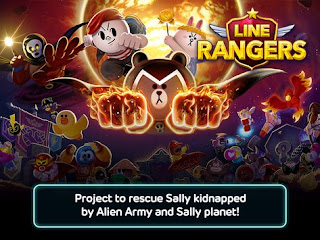LINE Rangers APK v4.7.3 Mod Unlimited Ruby+Coins Terbaru