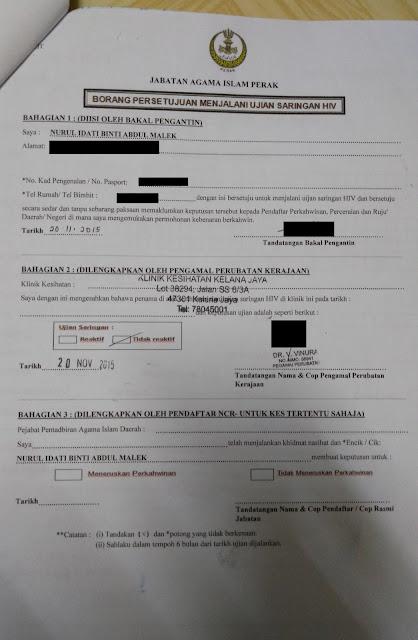 Contoh Surat Akuan Nikah Surat Box