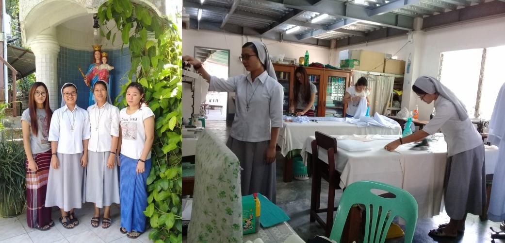 Yangon - Salesian Sisters in Cambodia and Myanmar
