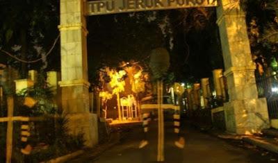 Tempat Paling Berhantu di Jakarta