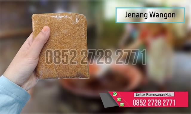 jenang wangon banjarnegara, makanan sehat, 0852-2728-2771