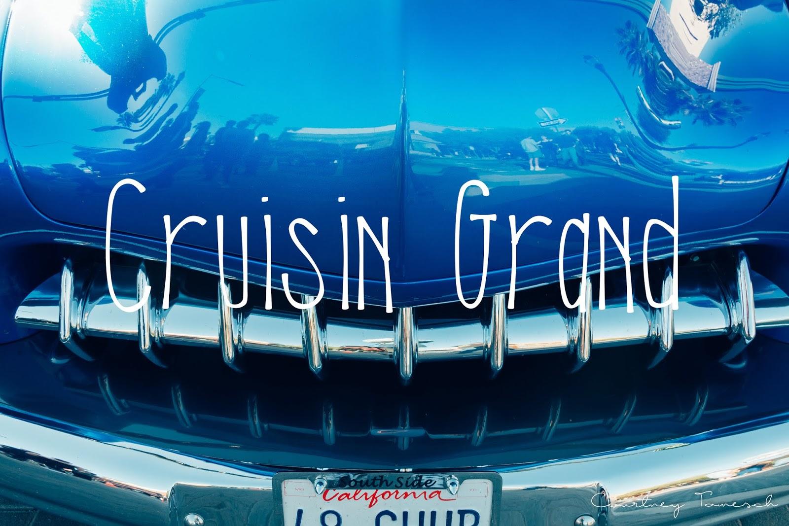 Courtney Tomesch Cruisin Grand Escondido CA