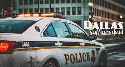 Retributive actual - the silence of action - DALLAS - 4 Dead, 11 shot, Suspect in Custody