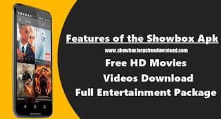 Showbox Apk Features