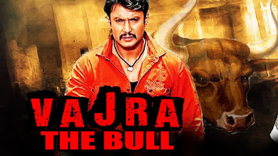 Vajra The Bull (Thangigagi) Full Hindi Dubbed Movie | Darshan, Poonam Bajwa, Rangayana Raghu