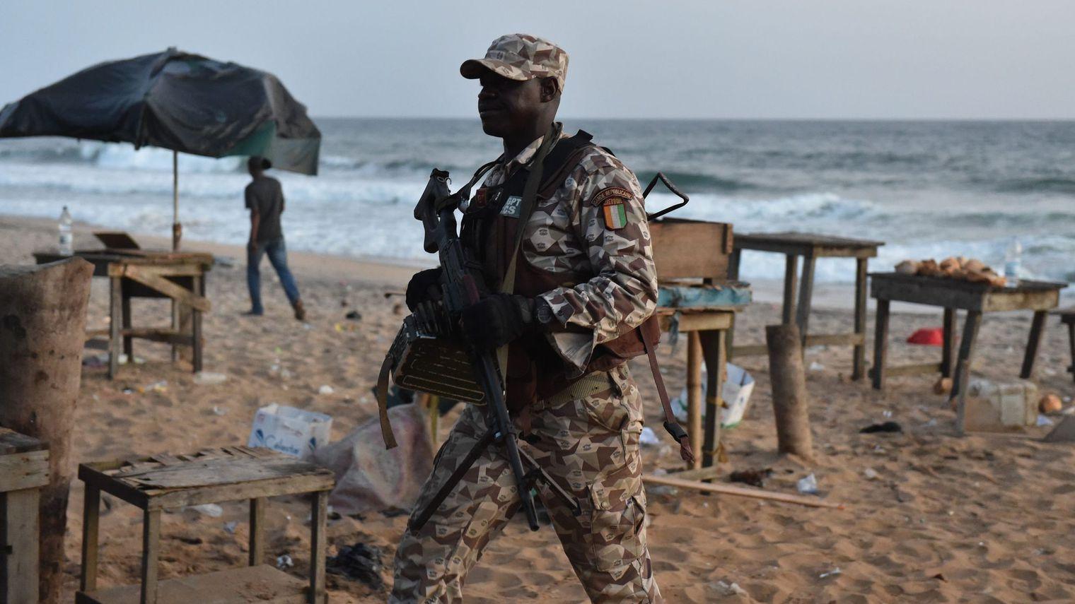 Attentat de Grand-Bassam : Deux forces de l'ordre récemment condamnés