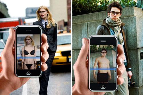 aplikasi android tembus pandang