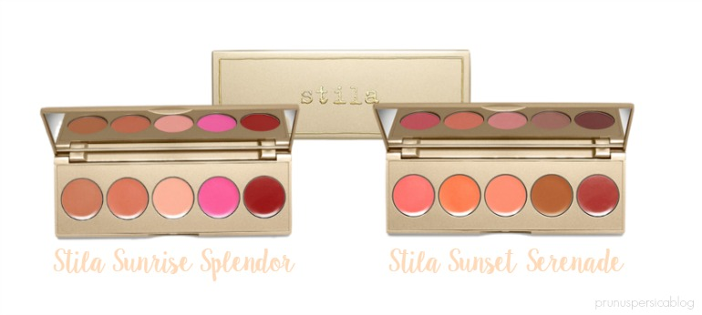 Stila Convertible Color Palette Field of Florals - all shades (todos los tonos) Sunrise Splendor Sunset Serenade