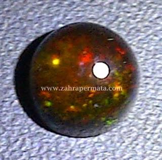 Batu Permata Black Opal Kalimaya - ZP 295