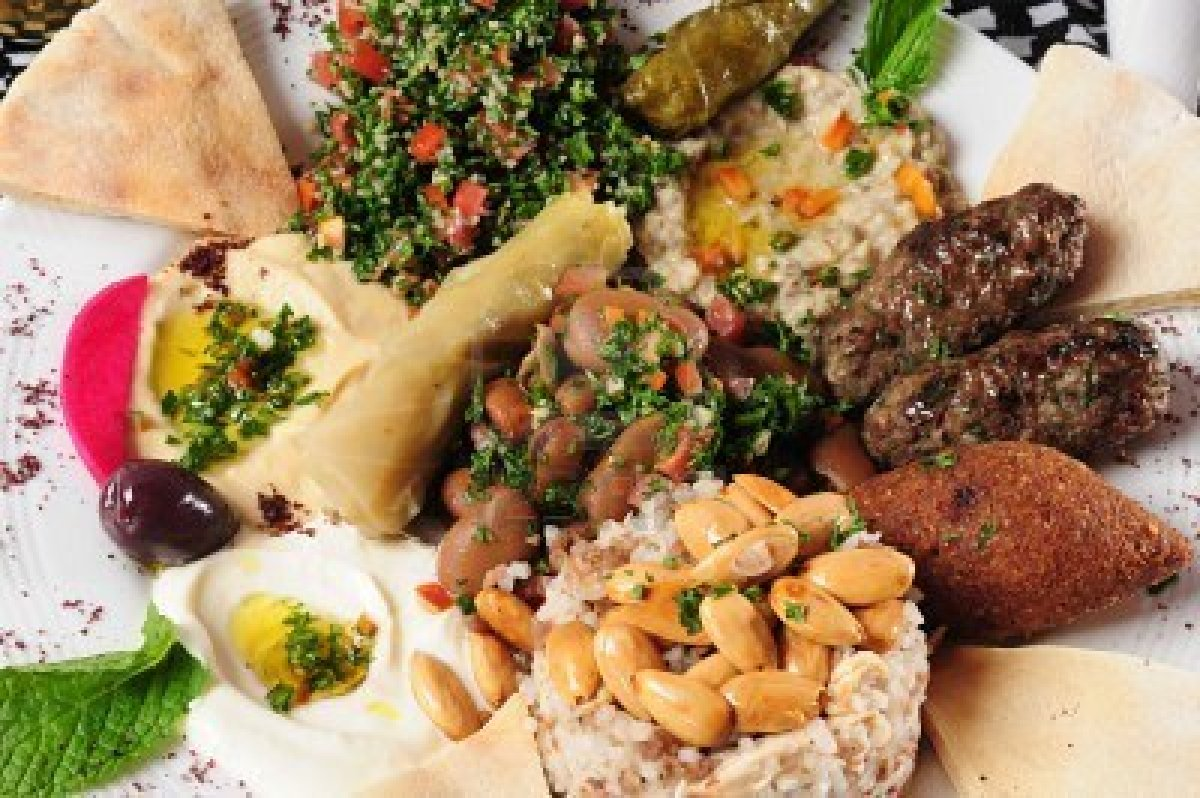 Brazilian Foods With An Arab Touch