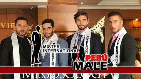 Mister International 2017 / 2018 │Formal Wear