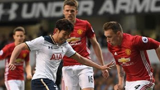 Video Gol Tottenham Hotspur vs Manchester United 2-1 EPL Minggu 14 Mei 2017