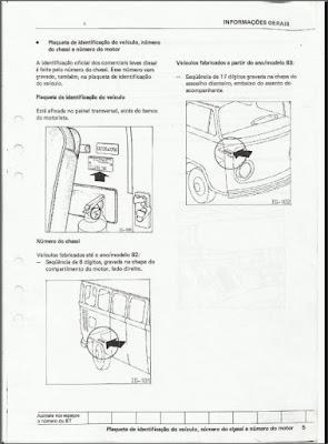 Manual de reparações VW Kombi Diesel