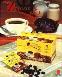 Cafe LINGZHI-100 % natural y organico-