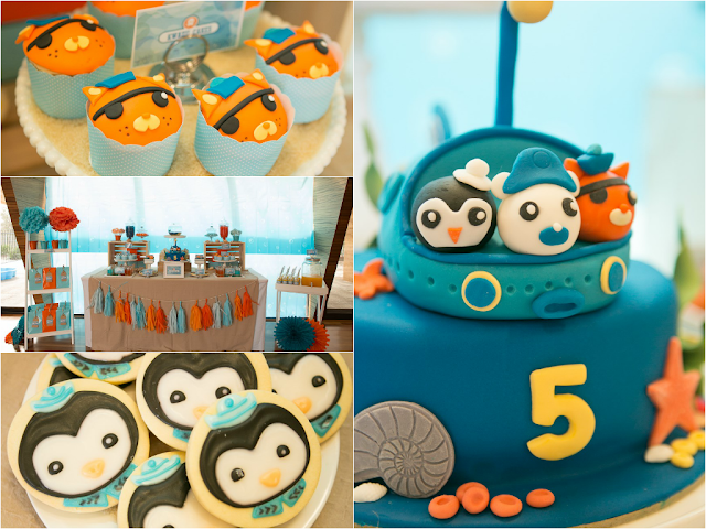 The Blog: Octonauts, Report To Your