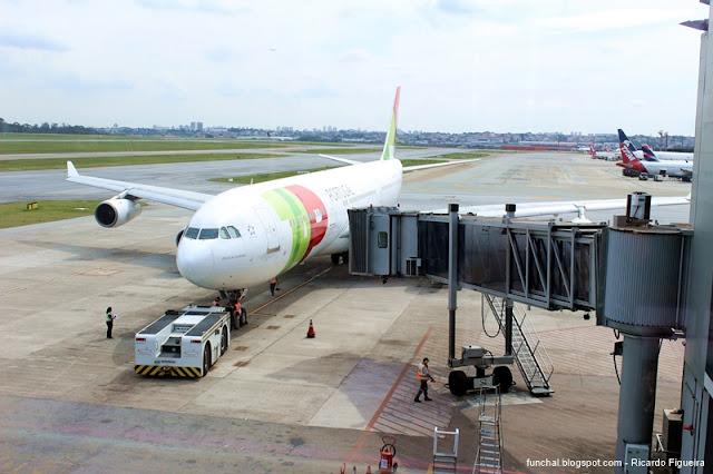 CS-TOC - VENCESLAU DE MORAES - A340 - GUARULHOS
