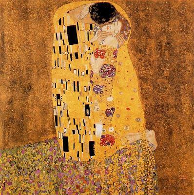El bes (Gustav Klimt)