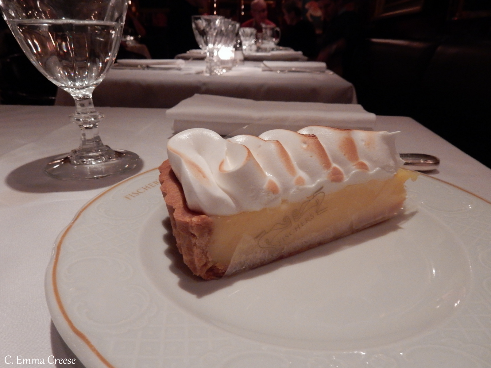 Fischers Marylebone Restaurant Review a taste of Vienna