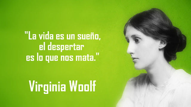 Virginia Woolf , el club de los libros perdidos, Frases de mujeres, frases célebres
