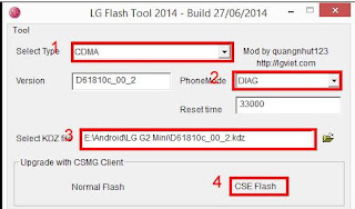 Cara Flashing Firmware LG L80 Dual D380 Via KDZ Tool - zonexweb