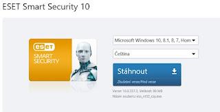Download ESET Smart Security 10 Final