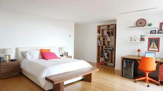dormitorio apartamento en atrium
