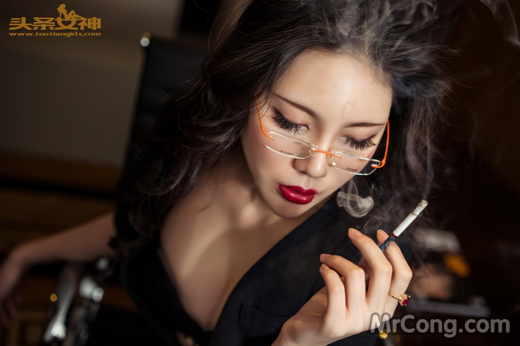 TouTiao 2016-09-16: Model Mi Ya (米娅) (25 photos)