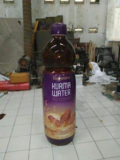 BALON BOTOL KURMA WATER