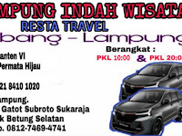 Resta Travel Palembang Lampung PP