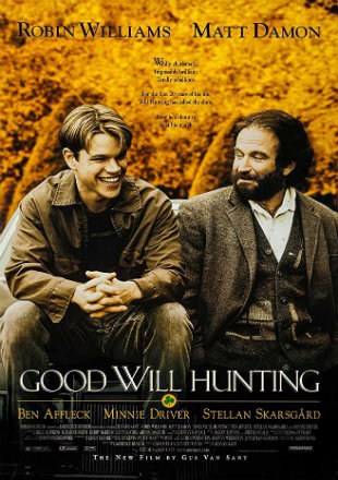 Good Will Hunting 1997 Hindi Dual Audio 300mb Dvdscr Movie Download 700MB