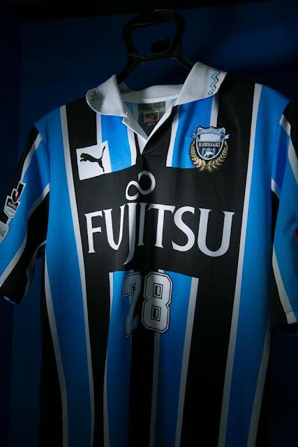 川崎フロンターレ 2016 ユニフォーム-ホーム