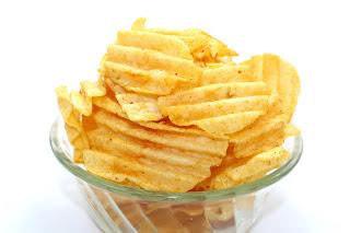 reduce salt fries, chips and pretzel