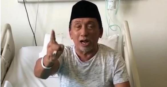 Kiai Terpidana Korupsi Dukung Jokowi-Maruf Viral Saat Masa Tenang