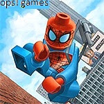 Lego Ultimate Spider-Man