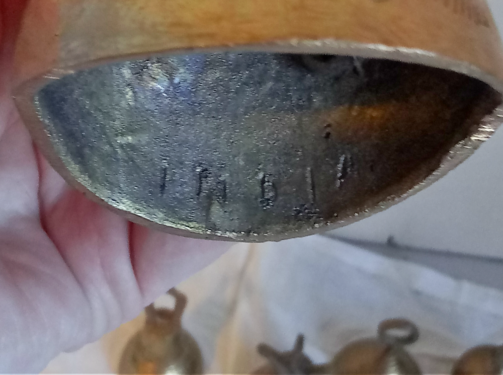 brass bell made in india