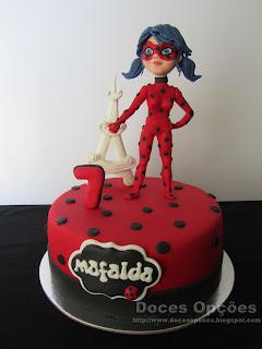 A Ladybug no 7º aniversário da Mafalda