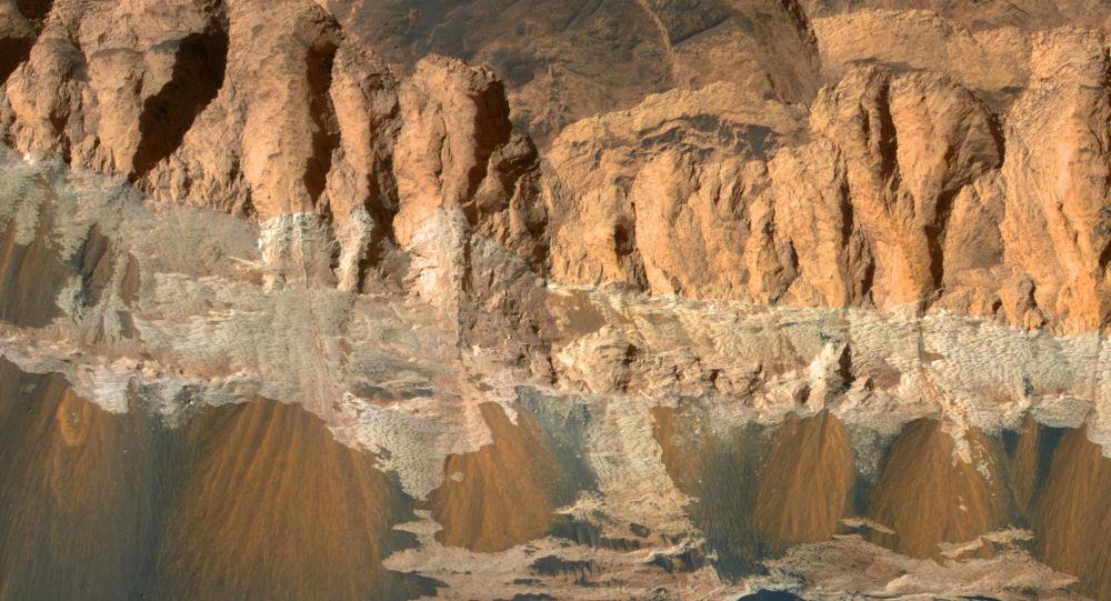 """ذكر موقع """"سبوتنيك"""" أن عدد من العلماء قد توصلوا مؤخرا إلى استنتاجات تزعم أن هناك حياة على سطح المريخ بسبب وجود مستويات عالية من الزنك والجرمانيوم بين الصخور. أثبتت دراسة  نشرت في مجلة Journal of Geophysical Research: تخمينات العلماء حول احتمالية وجود حياة على سطح المريخ حيث لاحظ الباحثون زيادة مركبات الزنك والجرمانيوم في بعض مناطق المريخ، وتم الكشف عن هذه العناصر الكيميائية من قبل محلل روفر كوريوسيتي. ووفقا للباحثين، فإن زيادة محتوى الزنك والجرمانيوم هو علامة على ارتفاع درجة حرارة النشاط على سطح الكوكب الأحمر. ويعتزم العلماء البحث عن صخور أخرى غنية بالزنك لمعرفة اذا كانت التركيزات على نفس المستوى، وكذلك التحقق من وجود معادن أخرى ذات صلة بتوفر المياه."""