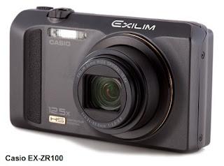 Casio EX-ZR100 review