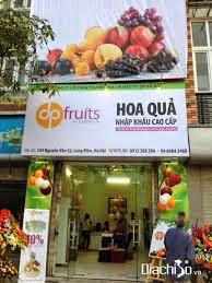 Xin giấy phép vệ sinh an toàn thực phẩm cho cơ sở kinh doanh hoa quả tươi