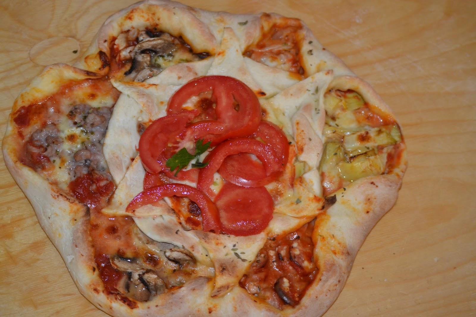 L 39 arzdour ina fior di pizza - Un angelo alla mia tavola ...