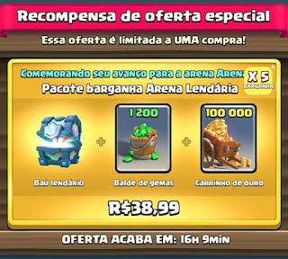 Detalhes sobre as ofertas especiais na Loja - Como funciona - 4