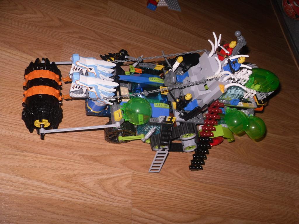 Lego Ninjago Moc Entry For Contest Storesebaycompickourbricks