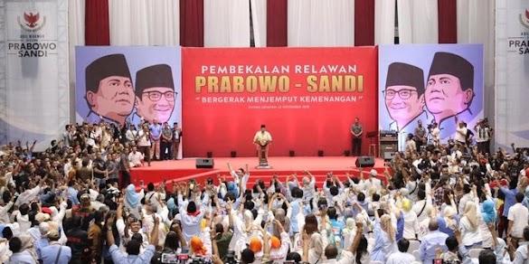 Timses Tegaskan Prabowo Tak Asal Bicara soal Elite yang Diancam