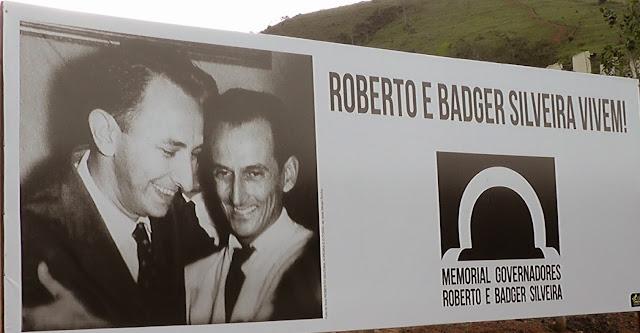 Resultado de imagem para memorial governadores roberto e badger silveira