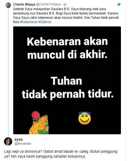 Bintang Emon Dilaporkan Kader PSI