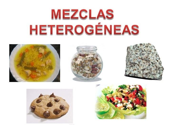 Mezclas homogeneas y heterogeneas tarea for Que tipo de mezcla es el marmol